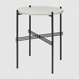 Стол Gubi Gamfratesi TS Table Small, белый