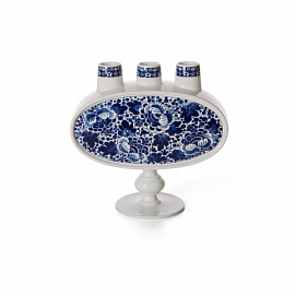 Ваза Moooi Delft Blue NO.3