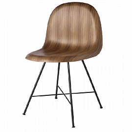 Стул Gubi Chair 1F Wood